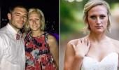 فتاة تقرر استكمال حفل زفافها رغم مقتل خطيبها قبل موعد الزفاف