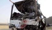 مصرع وإصابة العشرات في حادث سير بمحافظة مصرية