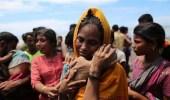 الجيش الميانماري يغتصب المئات من الروهينجا