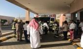 مدينة الملك عبدالله الطبية تنهي المرحلة الأولى من خطة علاج مريض يزن 300 كيلو جرام