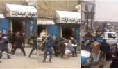 بالفيديو.. لحظات طرد الحوثيين من صنعاء