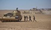 """ضبط عدد كبير من الأسلحة والأعتدة التابعة لـ """" داعش """" بكركوك"""