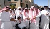 بالصور.. جامعة الملك خالد بأبها تحتفل باليوم العالمي لذوي الإعاقة