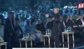 بالفيديو.. روبيرتو كارلوس يتعرض لموقف محرج خلال حفل هيئة الرياضة