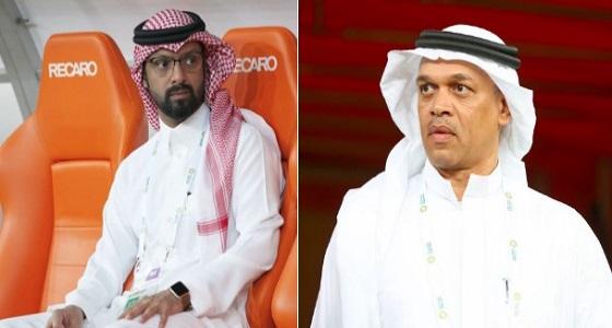 أبو داود والزهراني يغادران المملكة للمشاركة في قرعة دوري أبطال آسيا