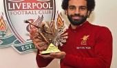 """"""" محمد صلاح """" يفوز بجائزة """" BBC """" كأفضل لاعب في أفريقيا 2017"""