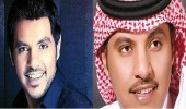 """"""" جابر الكاسر """" و """" خالد عبد الرحمن """" في الرياض 28 ديسمبر"""