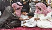 """بالصور.. أمير جازان بالنيابة يؤدي صلاة الميت على الشهيد """" التويتي """""""