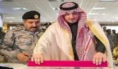 بالصور.. وزير الداخلية يدشن بوابة حرس الحدود الإلكترونية
