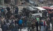 مقتل 6 أشخاص في انفجار حافلة بحمص السورية