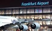 مطار فرانكفورت يلغي 170 رحلة جوية بسبب الثلوج
