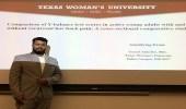 جمعية أمريكية تقدم دعمًا ماليًا لباحث سعودي