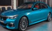 بالصور.. الكشف عن BMW Individual 750Li بلونها الجديد في أبوظبي