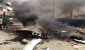 انفجار سيارة مفخخة قرب مخيم بمدينة الموصل العراقية