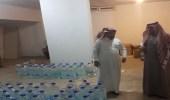 """"""" أمانة المدينة """" تضبط عمالة تبيع مياه زمزم مخالفة للاشتراطات الصحية"""