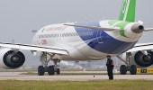 """1000 تجربة إقلاع لنموذج الطائرة الصينية """" سي 919 """""""