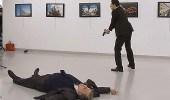 مجهولون يحذفون رسائل قاتل السفير الروسي