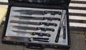 حقيبة سكاكين تتسبب في إخلاء قطار بسويسرا