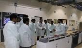 طلاب هندسة المزاحمية في زيارة لشركة الالكترونيات المتقدمة