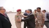 بالصور.. رئيس الوزراء اليمني يغادر المملكة