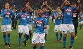 نابولي يقترب من صدارة الدوري الإيطالي