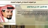 """بالفيديو.. الأحمري عبر """" ياهلا """" : قراءة الأمير خالد الفيصل لمقالي شيء مشرف"""