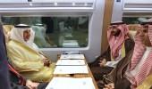 """إمارة مكة تستعد لإطلاق تجريبي لقطار """" الحرمين """" نهاية ديسمبر"""