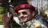 """النجل الأكبر لـ """" علي عبدالله صالح """" يقود معركة """" الحديدة """" ضد الحوثيين"""
