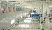 إدارة مطار الملك عبدالعزيز بجدة تكرم الطلاب الفائزين ببطولة العالم للخوارزمي
