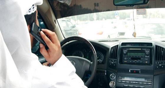 المرور: 5 مدن رئيسية تطبق نظام رصد حزام الأمان والجوال بها