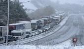 إلغاء الرحلات الجوية في أوروبا بسبب الثلوج