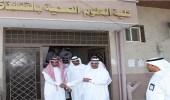 بالصور.. مدير جامعة أم القرى يوجه بإنشاء 4 مبانٍ لطلاب وطالبات كلية القنفذة