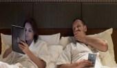 5 أمور تفعلينها قبل النوم تزعج زوجك