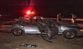 إصابة 2 في حادث تصادم بالطائف