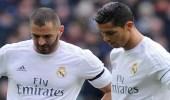 رونالدو وبنزيما يغيبان عن المران الجماعي لريال مدريد