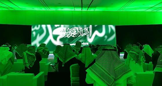 """"""" آل الشيخ """" يصل إلى مقر الاحتفال بمبادرة """" ادعم ناديك """""""