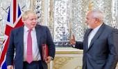 تبادل التهم بين وزير الخارجية البريطاني ورئيس البرلمان الإيراني