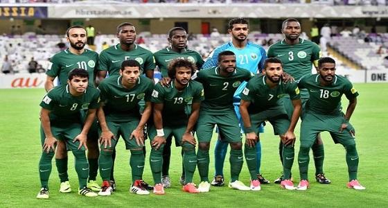 الأخضر يستعد للقاء المنتخب العماني بالجولة الثالثة من خليجي 23 غدًا
