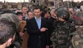 قوات بشار تمهل مسلحين قرب الحدود الإسرائيلية 72 ساعة للاستسلام