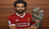 بعد نصف موسم فقط.. صلاح يحصل على لقب أفضل لاعب في ليفربول