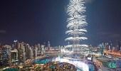 دبي تمنع استخدام الألعاب النارية في احتفالات رأس السنة
