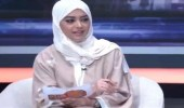 """بالفيديو.. الظهور الأول لـ """" عهد الناصر """" بالقناة السعودية"""