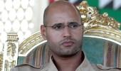 """"""" الجارديان """" تكشف سرا جديدا عن نجل القذافي في طرابلس"""