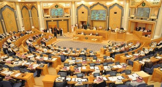 الشورى يناقش تقرير حقوق الإنسان ويصوت على عدد من الموضوعات