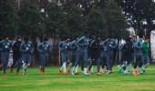 الأخضر الأولمبي يستأنف تدريباته استعدادا للعراق في كأس آسيا