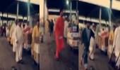 بالفيديو.. لحظة مداهمة الجهات الأمنية لسوق الخضار بجدة وهروب جماعي للعمالة
