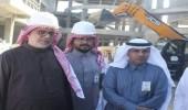 نائب رئيس هيئة السياحة للمناطق يتفقد متحف الباحة الاقليمي