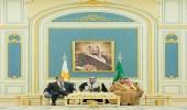خادم الحرمين والرئيس القبرصي يشهدان توقيع اتفاقية وبرنامج تنفيذي ومذكرة تفاهم