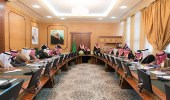 الصور.. أمير الباحة يرعى توقيع 19 مبادرة تنموية للهيئة الاستشارية للمنطقة