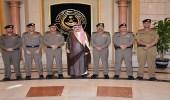 محافظ جدة يتسلم تقرير الإدارة العامة للدفاع المدني لعام 1438